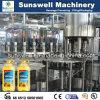 Máquina de rellenar del aceite de oliva de la eficacia alta