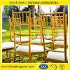 결혼식 판매를 위한 금속 Silla Tiffany Chiavari 의자 연회