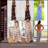 方法女性のボヘミアの花のマキシのプロムの服のイブニング・ドレス(T60197)
