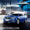 Sunclose車のアクセサリの陳列台車の風防ガラス内部カバー習慣は車カバーを印刷した