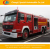 Serbatoio di acqua Fire Fighting Truck di HOWO 6X4 16-20cbm