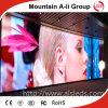 5mm HD Gaststätte/Kaffeestube örtlich festgelegte bekanntmachende LED-Innenbildschirmanzeige