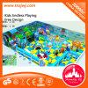 Het functionele Stuk speelgoed van de Speelplaats van de Gymnastiek van Kinderen Binnen Zachte