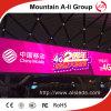 HD P4 farbenreiche LED-Bildschirmanzeige-Innenanschlagtafel