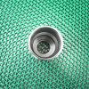 Pieza de torneado del CNC de la precisión del acero inoxidable