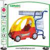 Einkaufszentrum Children Push Cart mit Baby Car