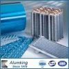 Papel de aluminio para el uso del hogar/del acondicionador de aire