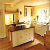 Neue schöne Küche-Schrank-festes Holz-Küche-Schrank-Küche-Möbel