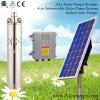 4inch bomba submergível solar, bomba de água solar