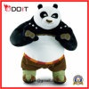 Jouet de peluche de panda bourré par animal debout géant de la Chine Kung Fu