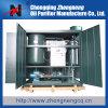 Sistema della macchina/di purificazione del purificatore di olio della turbina di serie di Ty, stabilimento di trasformazione portatile dell'olio