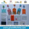 Suportes plásticos personalizados duros de Printing&Colors/brandamente da identificação de cartão conhecido