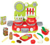 Jogo de cozinha com bateria de brinquedo elétrico de brinquedo para crianças (H0009372)