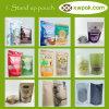 Uso de empaquetado y bolso material laminado del acondicionamiento de los alimentos