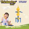 Het onderwijs Tangrams van Puzzels Plastic Stuk speelgoed van het Raadsel