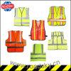 CE Durable Polyester Warning Reflective Clothes для строительной работы
