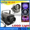 Neue Zeichen-Projektor-Leuchte der Auslegung-Tür-Wand-LED