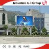 중국 높은 광도 LED 옥외 P10 단말 표시