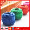 Coton de fil teint par logo fait sur commande d'impression
