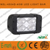 LED 표시등 막대 크리 사람 10W 두 배 줄 4X4 Offroad 안개 Lightbar!