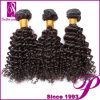 Естественный инец Hair Black Virgin 5A Kinky Curly Wholesale Virgin