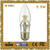 5.5W diodo emissor de luz Decoration Candle Light
