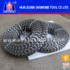 Diamante Wire Rope Saw per Concrete con Steel