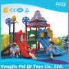 Скольжение парка атракционов темы игрушек детей для спортивной площадки малышей напольной (FQ-KL063A)