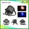 La PARITÀ impermeabile di 54PCS*3W LED inscatola l'illuminazione della fase esterna