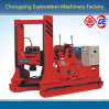 최신과 높 능률적인 Depth30m Gq 60 Portable Stone Drilling Machine