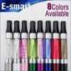 E 지능적인 Cartomizer 8 색깔 Clearomizer E 지능적인 도매