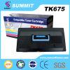 Copiadora compatible del toner de la impresora laser para Tk675