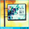 LED Textile Photo Frame Tissu Publicité Light Box Display