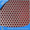 Feuille perforée adaptée aux besoins du client par Saleing chaude d'acier inoxydable (304, 316)