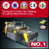 Fabrik-Computer-Steuerdichtungs-Ausschnitt-Beutel, der Maschine herstellt