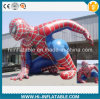 Nach Maß Inflatable Film Cartoon, Inflatable Spiderman Model, Inflatable Figure Cartoon Model für Sale