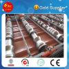 Tuile de toiture en métal de qualité formant la machine