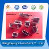 6063 6061 en 6060 T5 en T6 de Vierkante Buis van het Aluminium