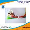 Монтажная схема коробки агрегата кабеля системы управления