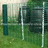 Cerca verde da barreira