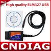 2014 Iep van uitstekende kwaliteit 327 van de Software van de Scanner Elm327 Plastiek USB