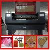 Machine de gravure de découpage de laser de tube de verre de CO2 de /CNC de FDA de la CE (J.)