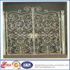 優雅なPractical Safety Wrought Iron Gate (dhgate-30)