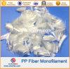 6mm 8mm 12mm pp Monofilament Fiber pour Fiber Cement Board