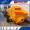 China Big Aggregate Concrete Pump 80m3/Hour