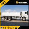 Hongyan Genlyon 6X4 15m3 Agua Pulverizador / Tanque de agua 290HP Cq1254HMG384