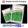 Мешок пластичный упаковывать 3 бортовым прокатанный уплотнением Vegetable семян