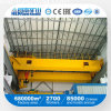 Grúa de arriba montada sobre carriles de 20 toneladas del taller