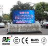 P6 SMD2828 옥외 발광 다이오드 표시 스크린 광고 게시판