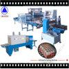 Maquinaria secundaria del embalaje del encogimiento de las botellas colectivas Swsf-800